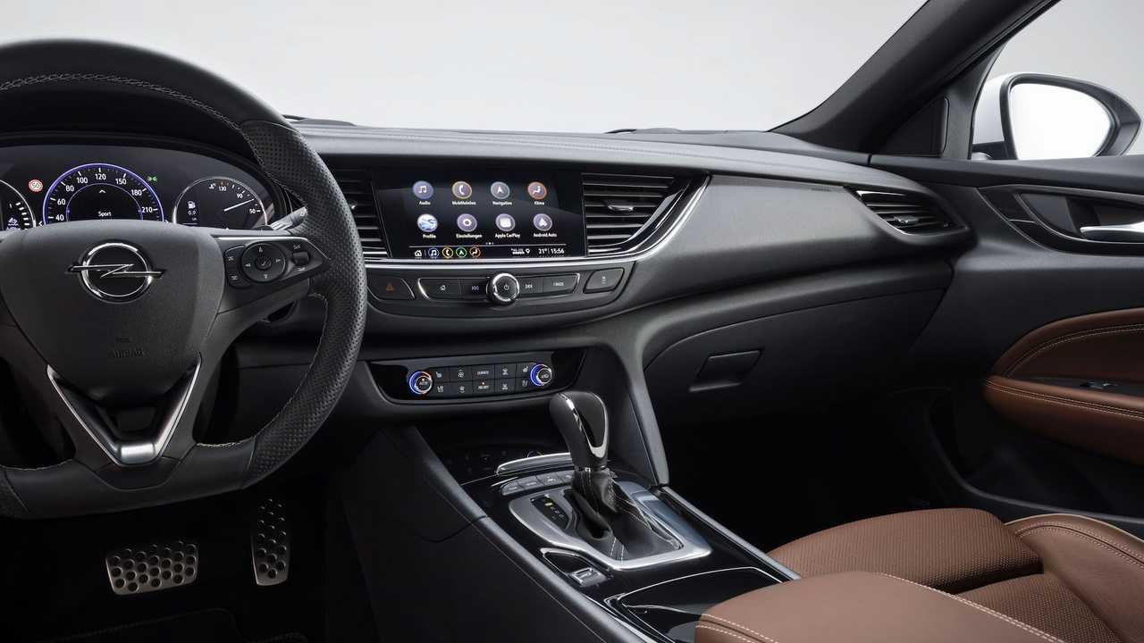Opel Insignia restyling (2020)