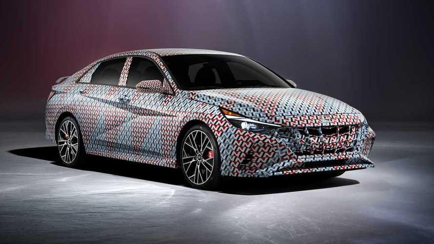 Hyundai Elantra N e Tucson N Line - Teaser
