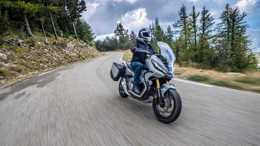 Honda X-ADV 2021, el SUV de las dos ruedas se renueva
