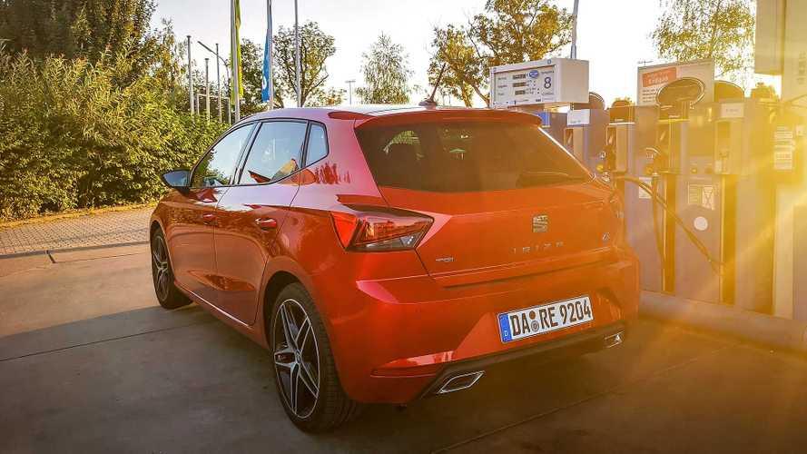 Seat Ibiza TGI (2020) im Motor1-Dauertest, Teil 3