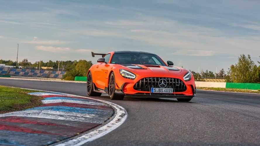 Mercedes-AMG GT Black Series, Nürburgring rekorunu kırmış olabilir mi?