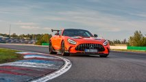 Mercedes-AMG GT Black Series (2020), la prova su strada