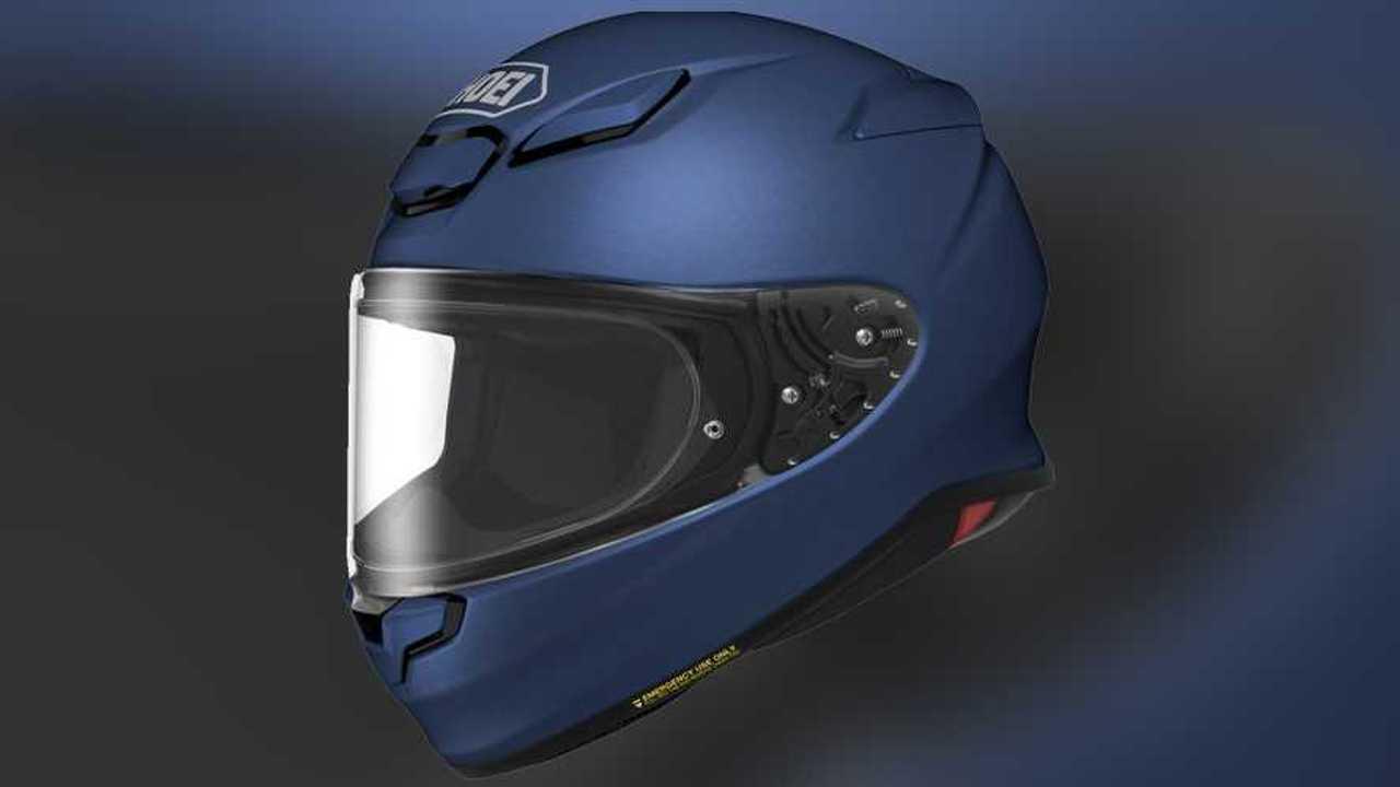 New Shoei RF-1400 Helmet