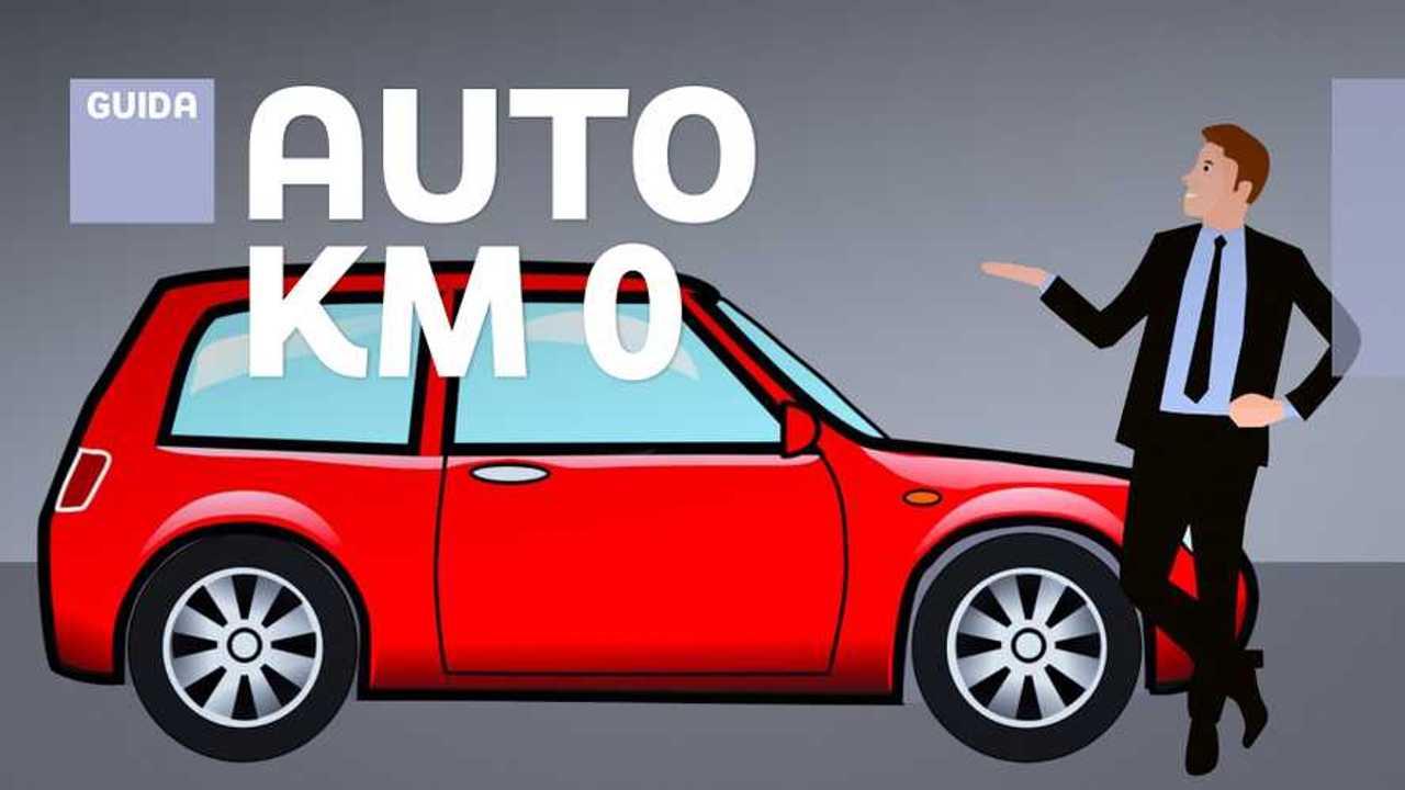Auto a km 0, cosa sono e quanto fanno risparmiare