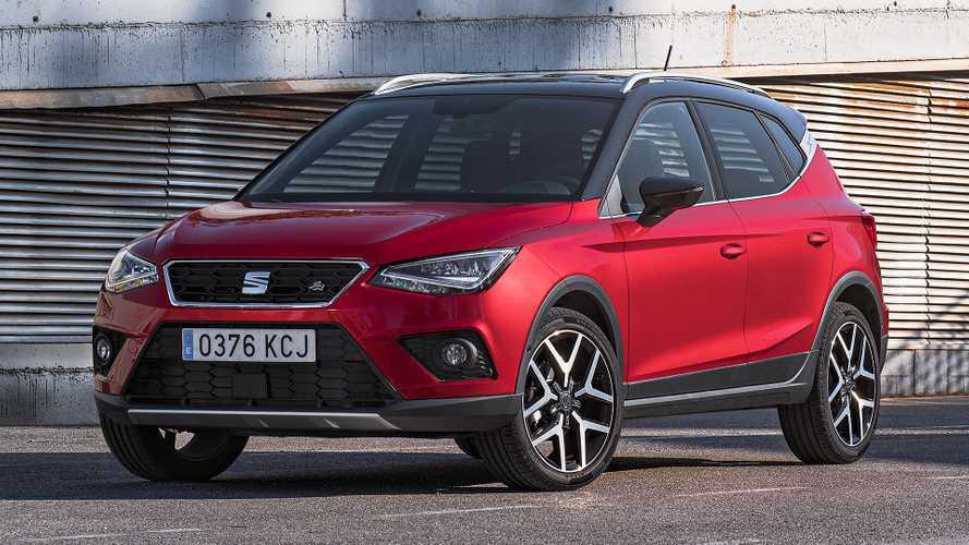 Seat Arona 1.5 TSI DSG, quanto costa il SUV compatto a benzina da 150 CV