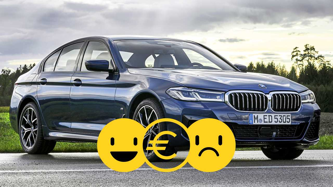 Promo BMW Serie 5, ottobre 2020