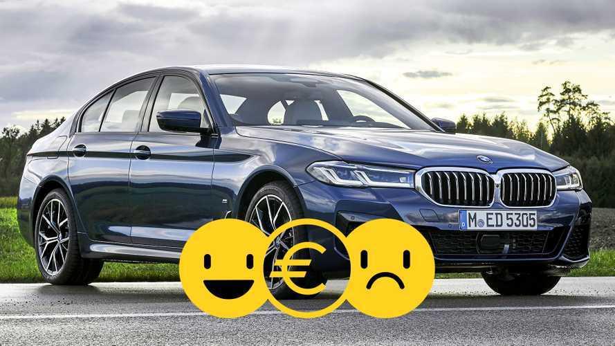 Promozione BMW Serie 5 Business, perché conviene e perché no