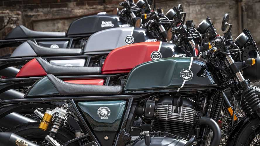 The Special-Edition Royal Enfield 650s We're Missing Out On