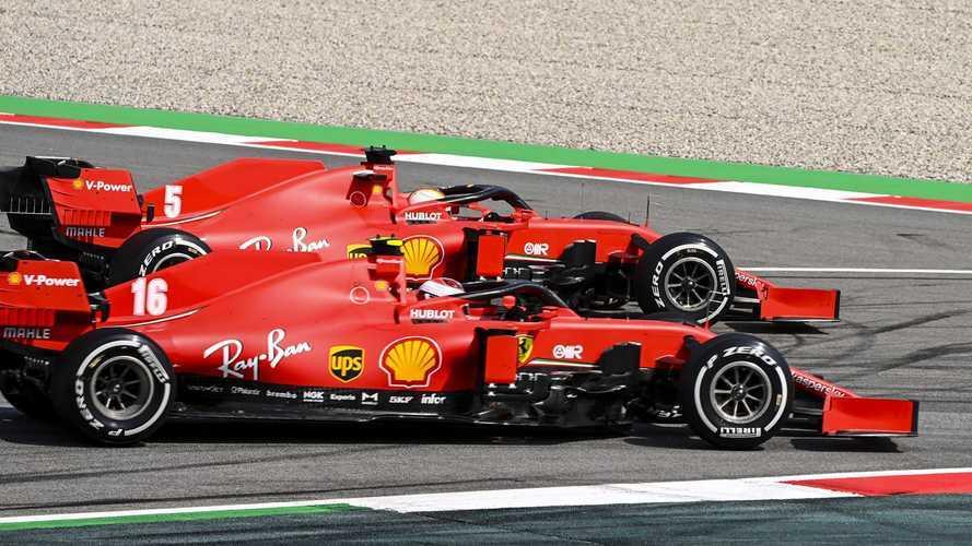 F1, Ferrari: Vettel curioso di Imola, Leclerc del weekend corto