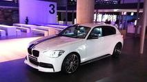 2012 BMW 1-Series performance model leaked pics 16.08.2011