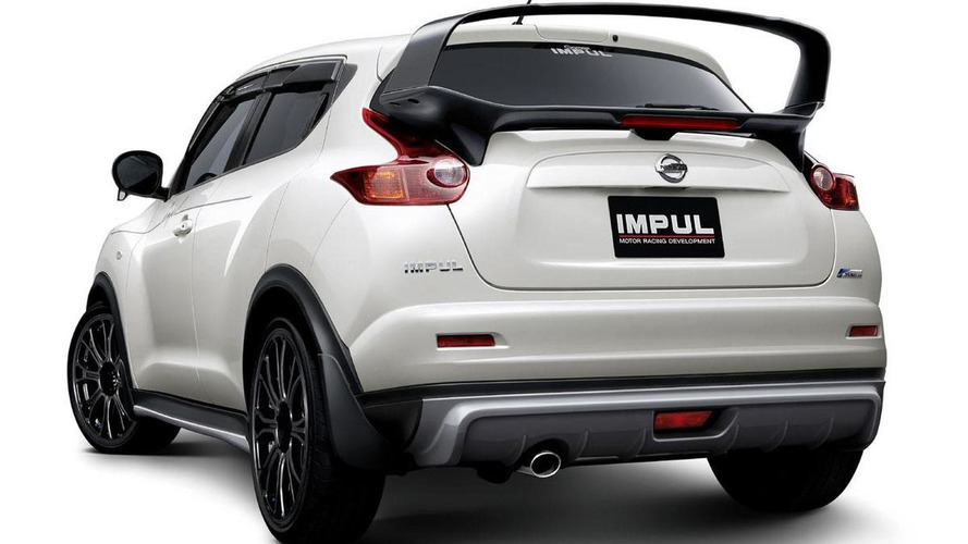 Nissan Juke tuned by Impul