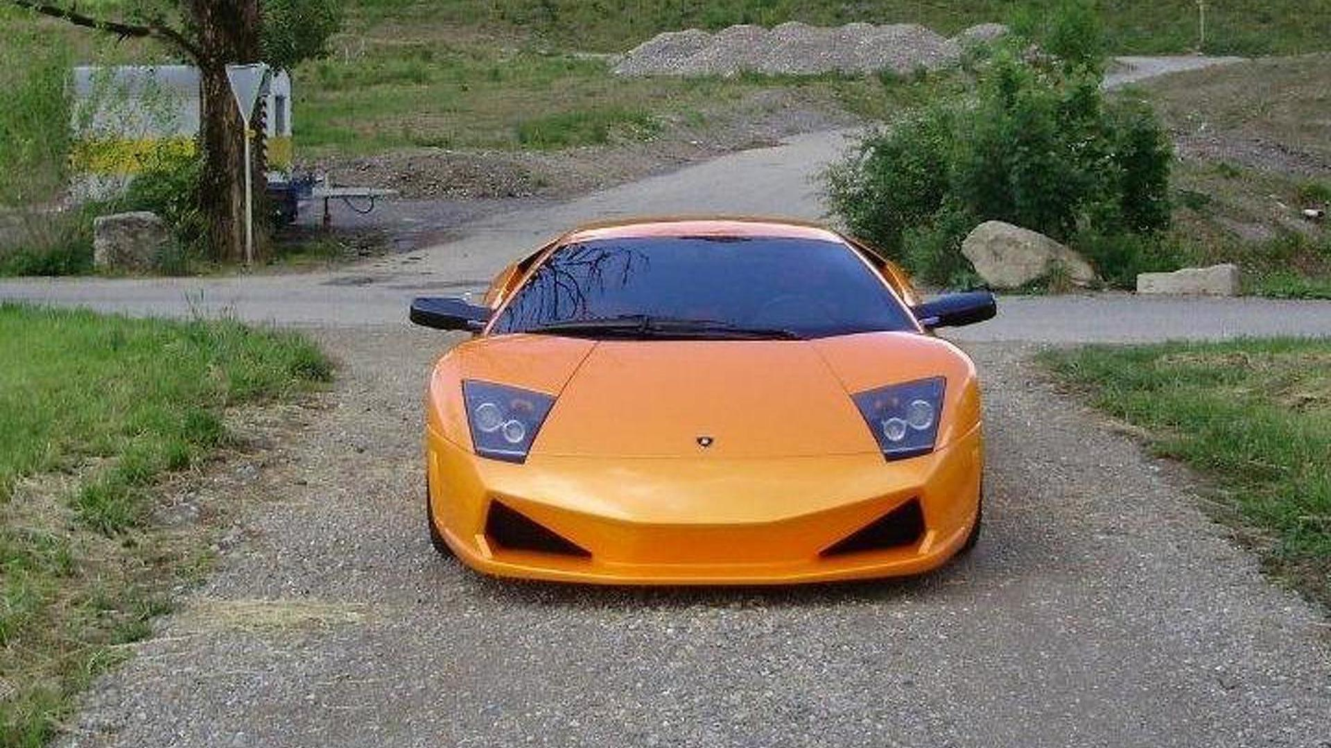 Lamborghini Murcielago Gt By Dmc