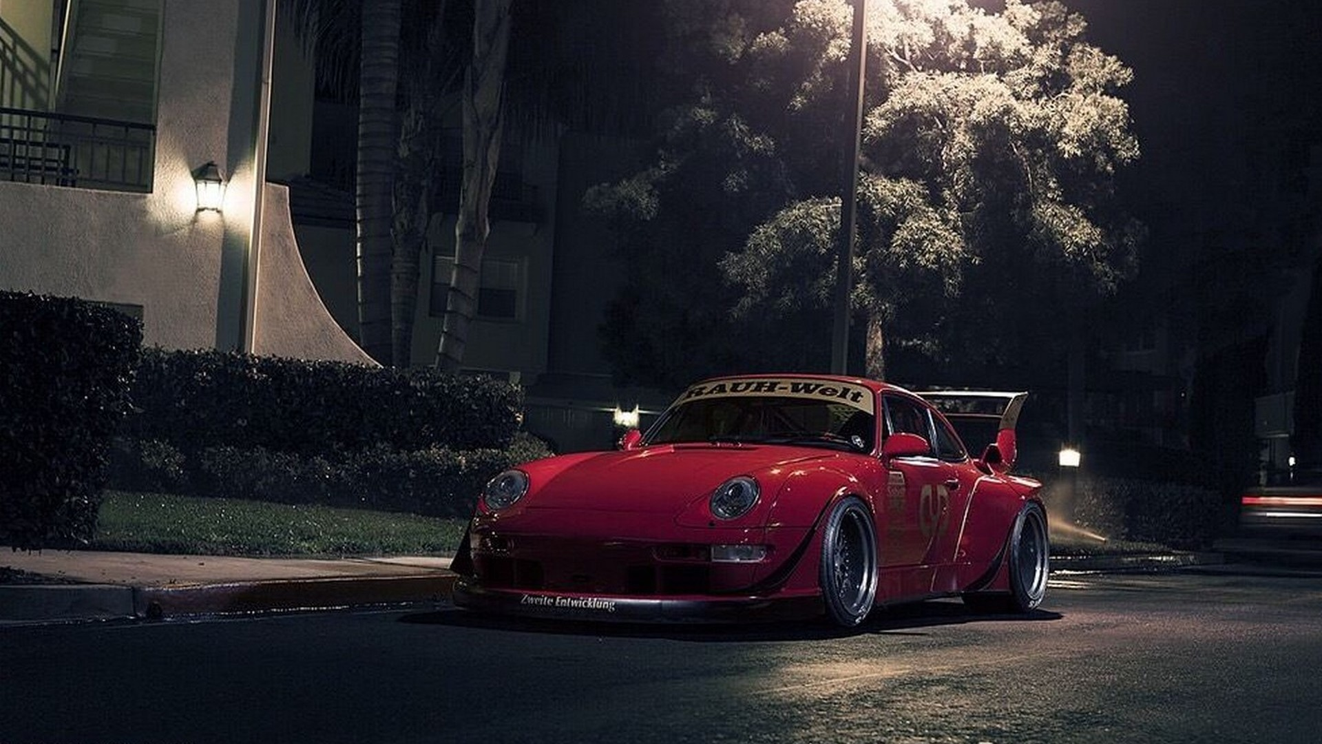 Is This Extra Wide 1995 Porsche 993 By Rwb Really Worth