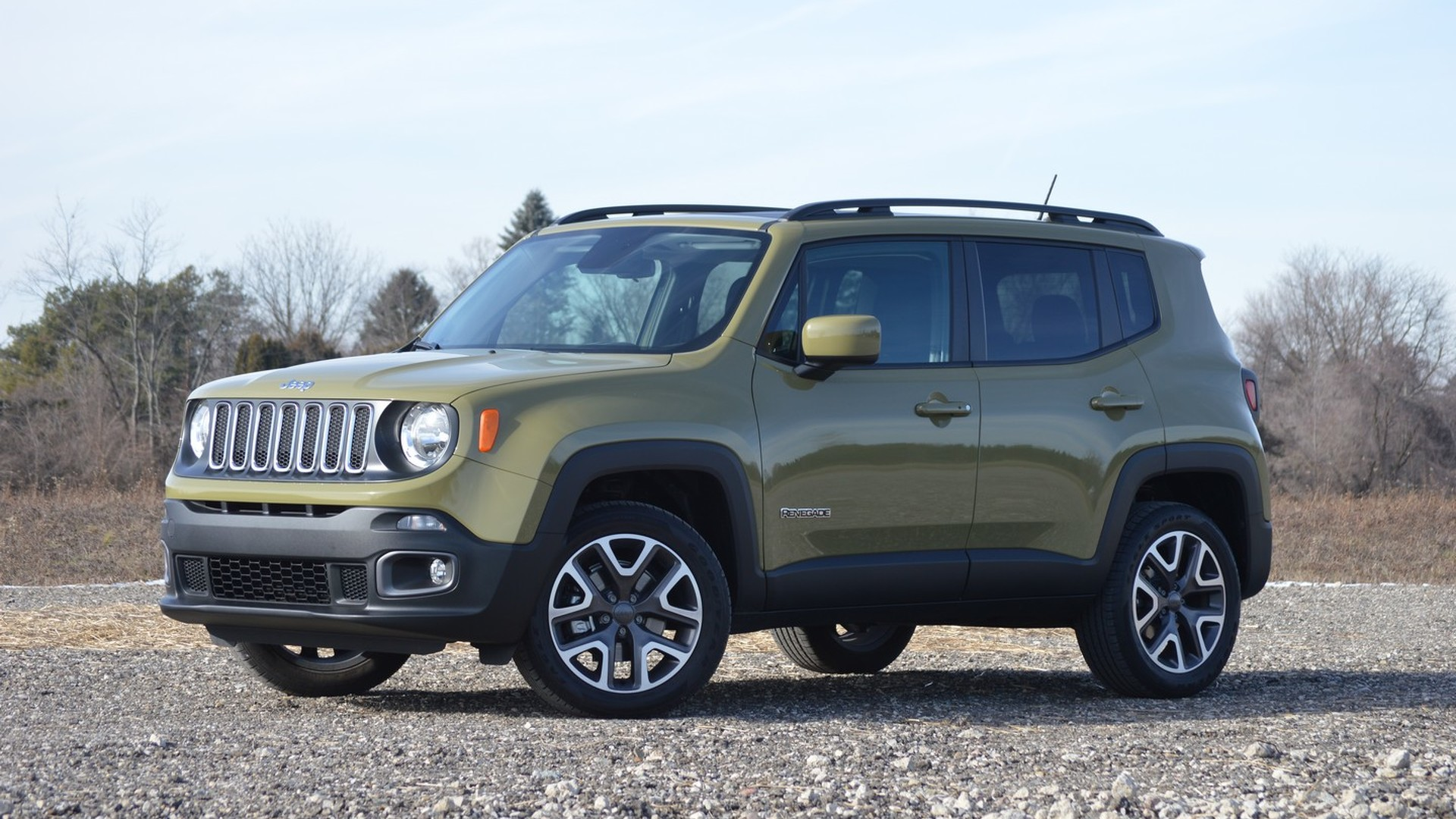 Tested 2016 Jeep Renegade Laude