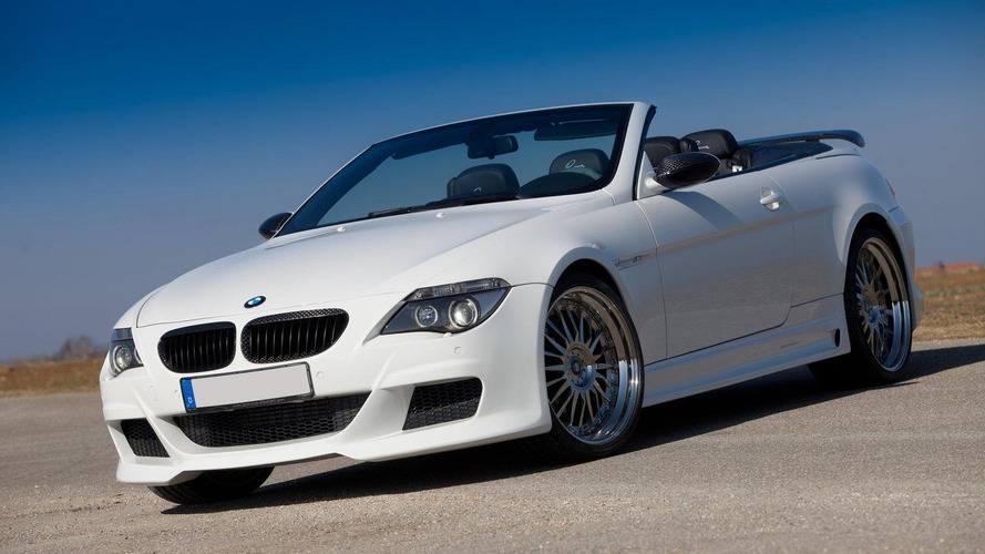 BMW 6-Series Cabrio by Lumma Design