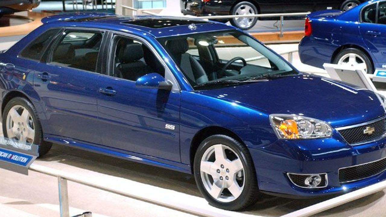 2005 malibu ss