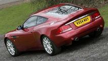 WCF Test Drive: Aston Martin Vanquish S
