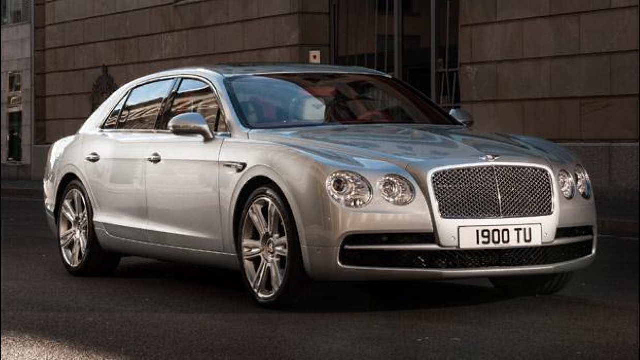 [Copertina] - Bentley Flying Spur V8, il lusso per un nuovo pubblico