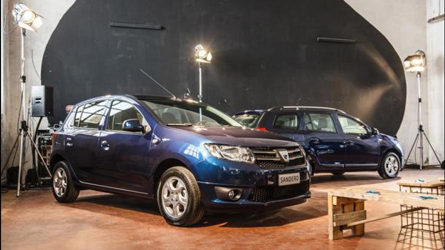 Dacia lancia le Serie Speciali Family