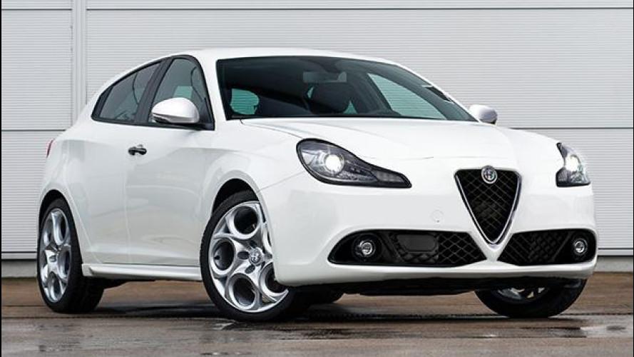 Alfa Romeo Giulietta, un restyling importante
