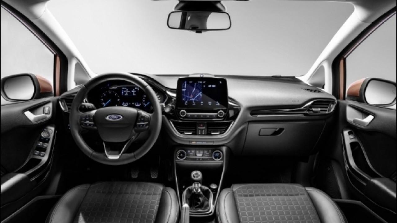 [Copertina] - Nuova Ford Fiesta, un abitacolo che cattura
