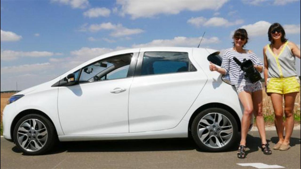 [Copertina] - Renault ZOE protagonista in un documentario per COP21 [VIDEO]