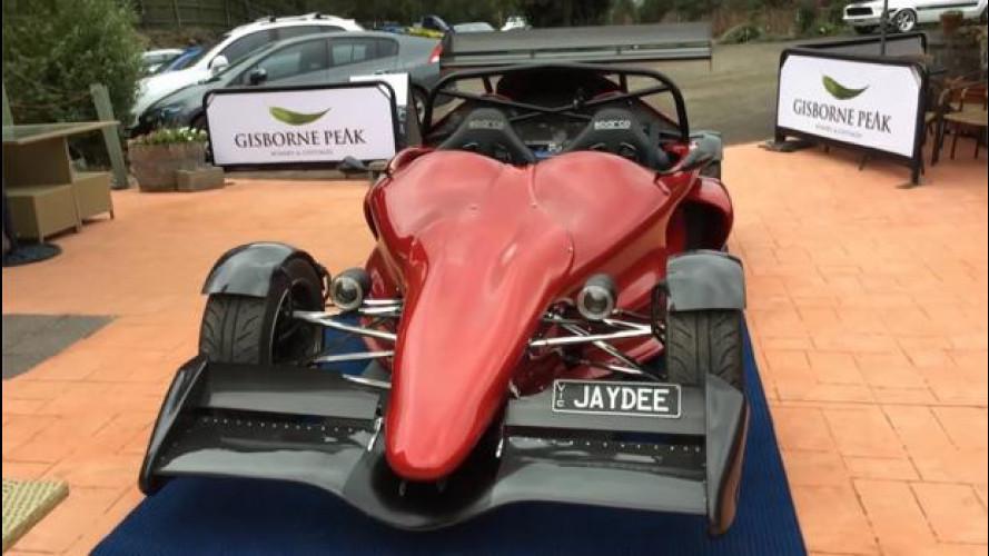 Quantum GP700, dall'Australia con furore e 700 CV