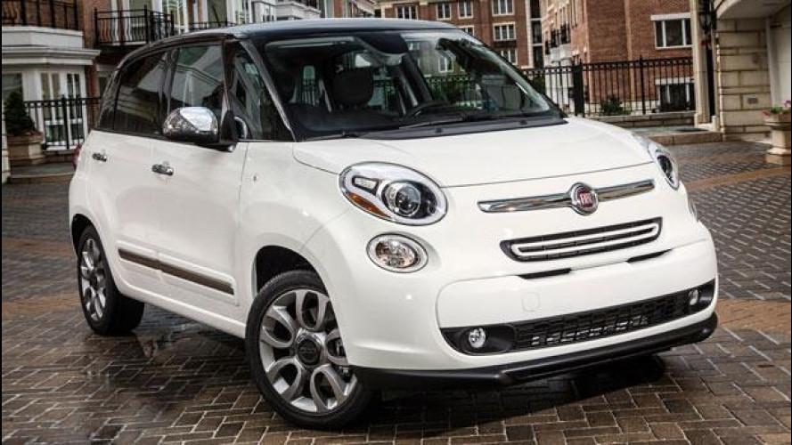 Fiat 500L: richiamo USA per 18.092 vetture