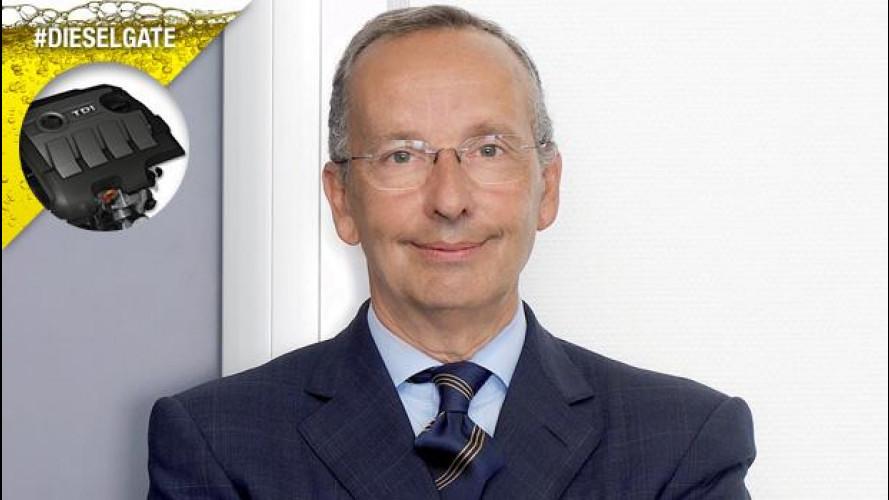 Walter de Silva lascia Volkswagen