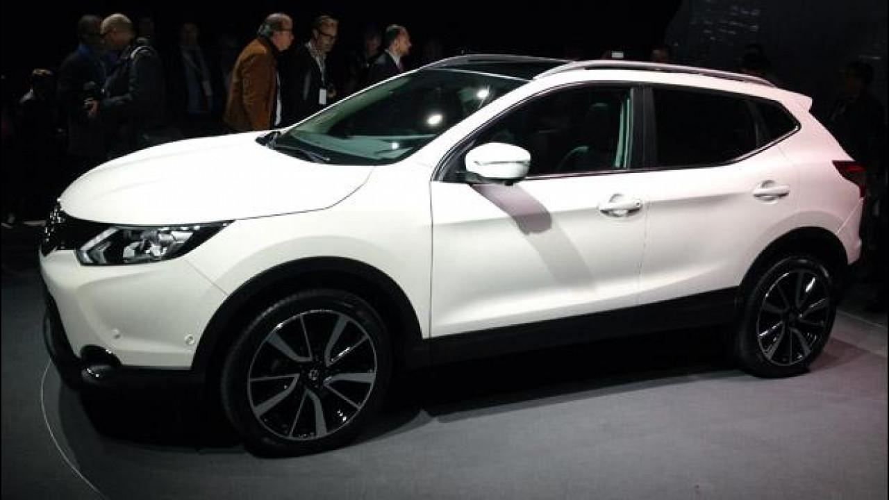 [Copertina] - Nuovo Nissan Qashqai, visto da vicino