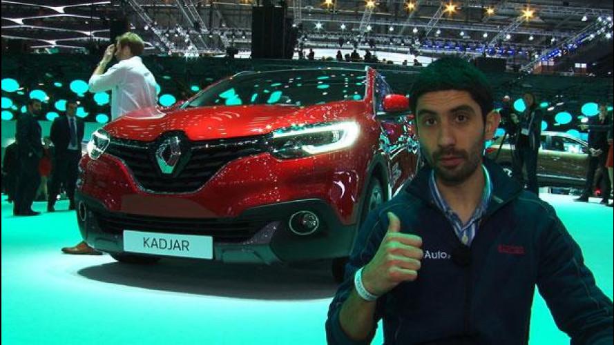 """Renault Kadjar, a Ginevra ce la spiega il suo """"papà"""""""