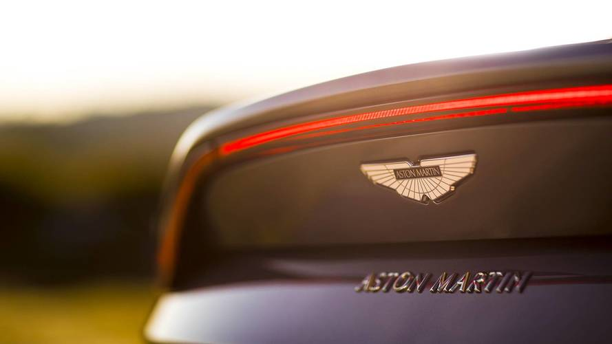Aston Martin Sales Hit Nine-Year High