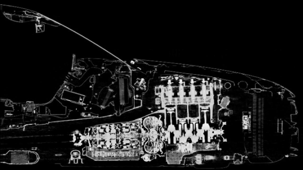 [Copertina] - Crash Test ai raggi X, l'esperimento è Daimler