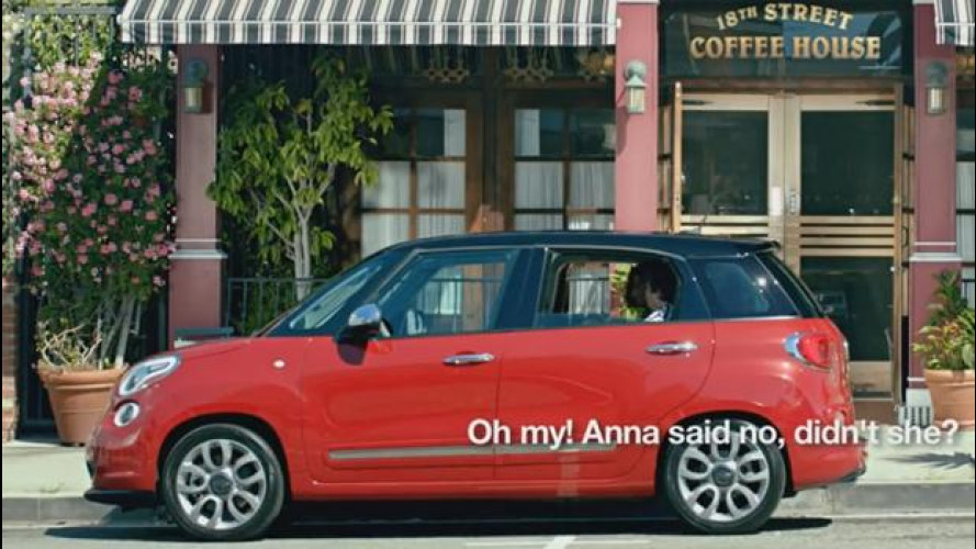 Fiat 500L: negli USA c'è un esilarante spot che ci prende in giro [VIDEO]