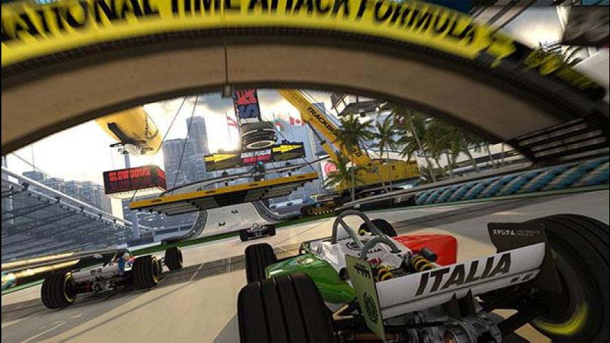 Alla ricerca del giro di pista perfetto con Trackmania Turbo