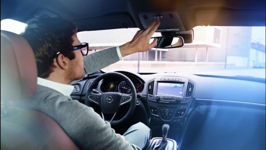 Opel OnStar offre nuovi servizi e la connessione Wi-Fi 4G
