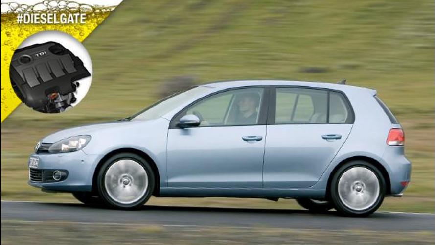 Dieselgate Volkswagen, primi richiami a gennaio 2016