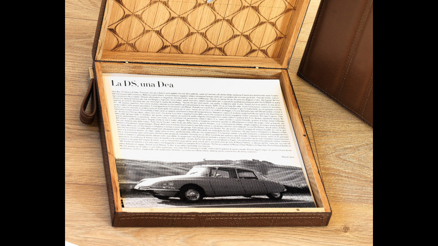 DS, un cofanetto speciale per festeggiare i 60 anni