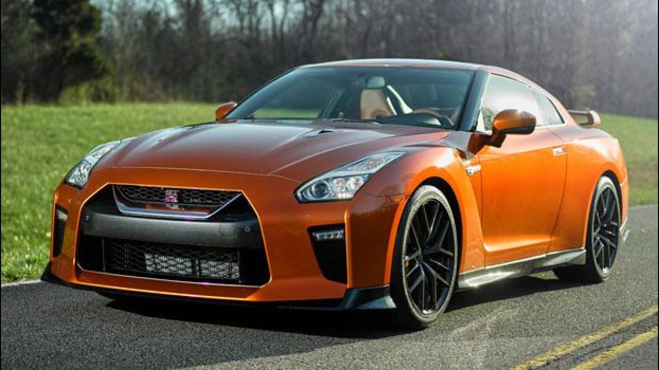 [Copertina] - Nissan GT-R restyling, l'evoluzione continua [VIDEO]