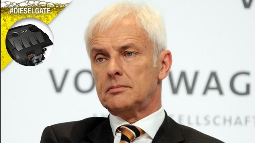 Volkswagen, Muller: la crescita qualitativa è più importante dei numeri