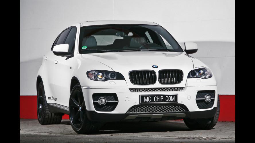 "McChip BMW X6 ""White Shark"""