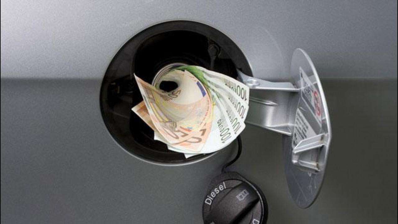 [Copertina] - Prezzi benzina: un impianto su tre non li espone correttamente