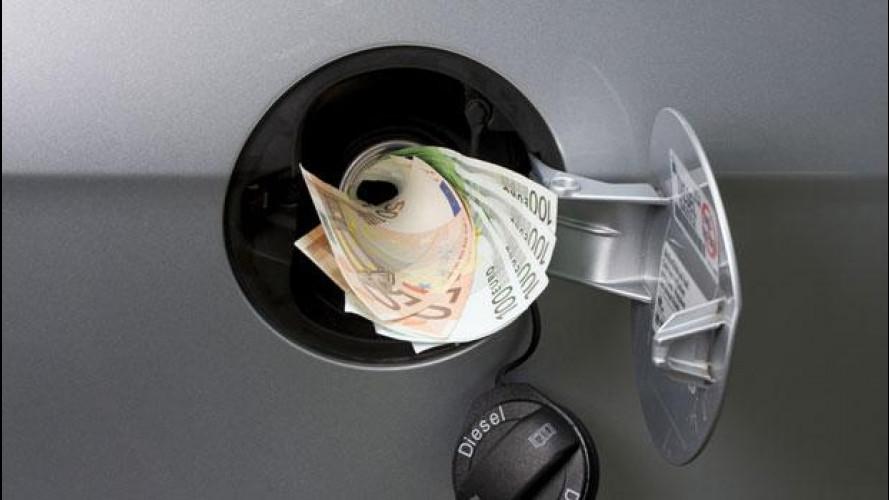 Prezzi benzina: un impianto su tre non li espone correttamente