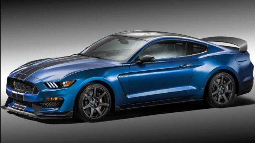 Ford Shelby GT350R, la Mustang più sportiva