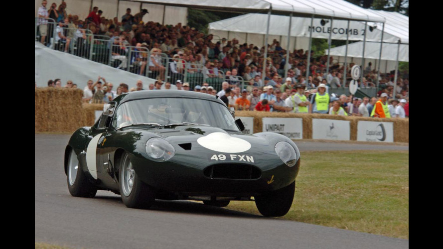 Jaguar E-Type Lightweight e Low Drag