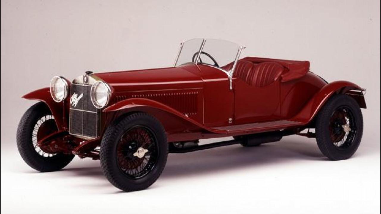 [Copertina] - Alfa Romeo alla rievocazione storica della Mille Miglia 2012