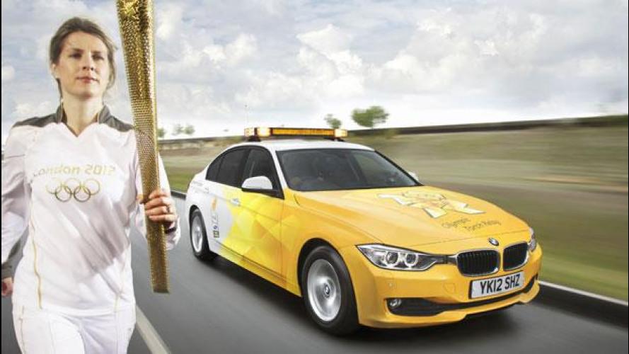Le auto delle Olimpiadi di Londra 2012