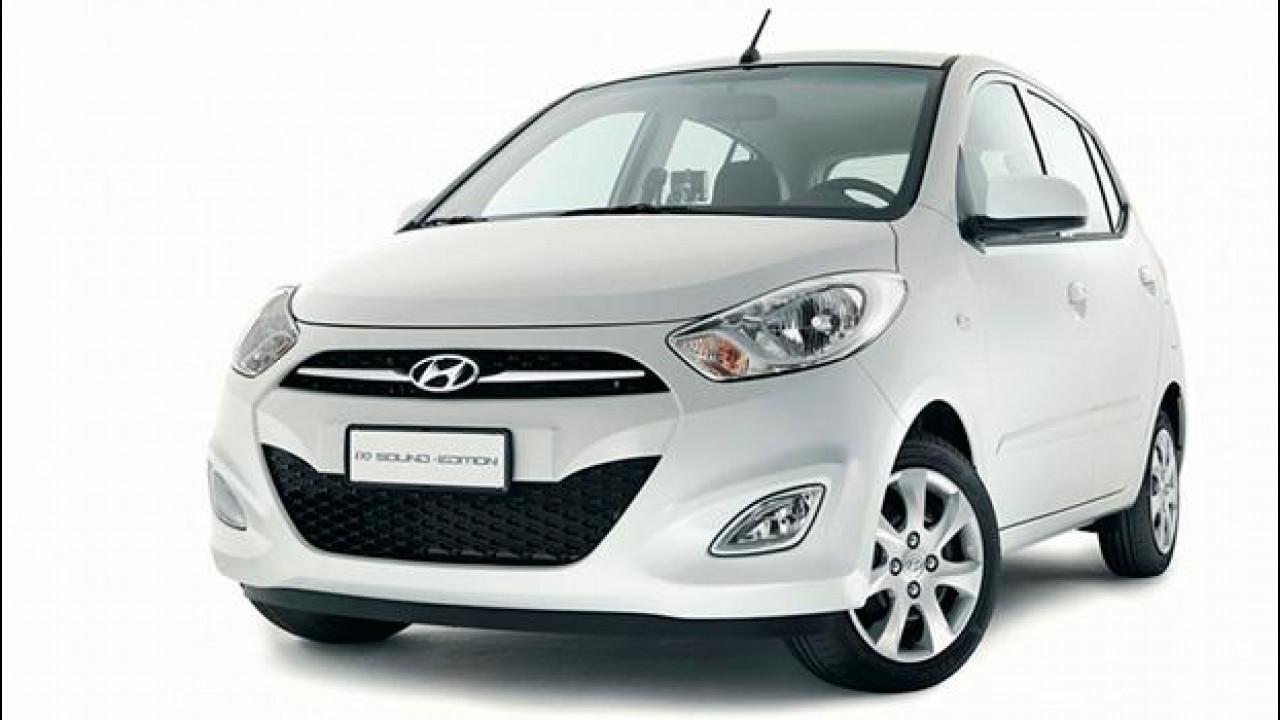 [Copertina] - Hyundai i10 Sound Edition