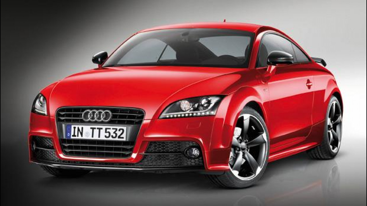 [Copertina] - Audi TT Coupé S line competition