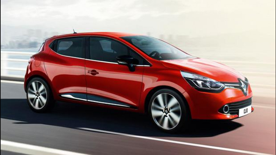 Nuova Renault Clio: in Francia parte da 13.700 euro